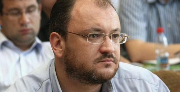 Максим Резник: Стою на посту  против путинского терроризма