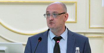 Максим Резник: Александр Беглов не подходит Петербургу